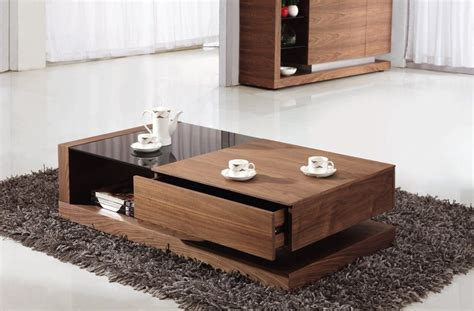 3 Best Materials For Your Coffee Table With Storage