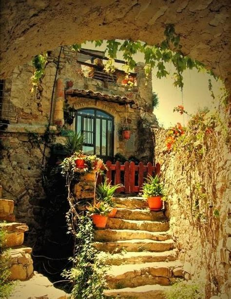 Cottage Italia by The Nicest Pictures Tuscany Italy