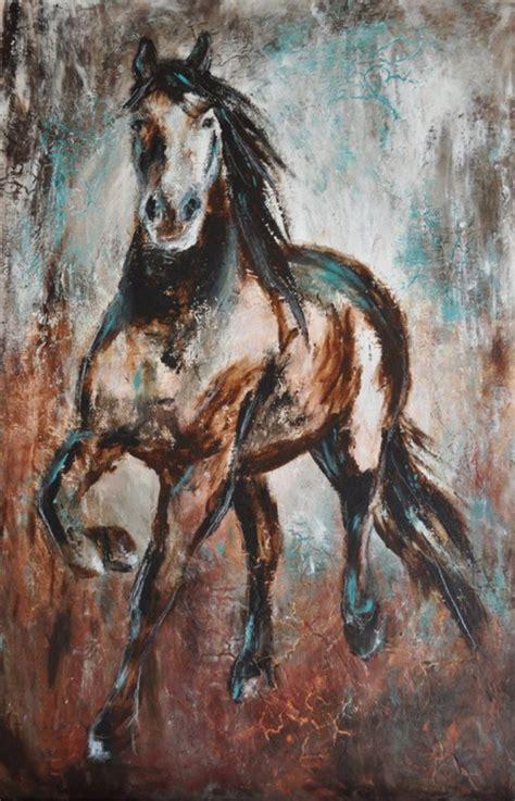striking horse paintings