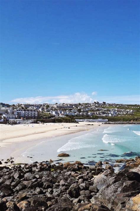 Porthmeor Beach St Ives, Cornwall | England beaches, Uk ...