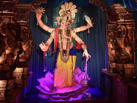 ganesh chaturthi 2017 lalbaugcha raja and 4 other ganesh in mumbai lifestyle