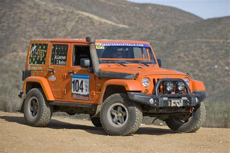 2012 Jeep Wrangler Unlimited Aev Off-road Racer Photo