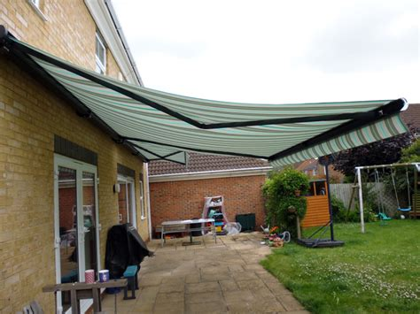 retractable patio awnings gallery samson awnings