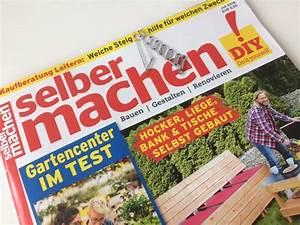 Selber Machen Zeitschrift : die selber machen zeitschrift pflichtlekt re f r hobbyhandwerker und selbermacher werbung ~ Watch28wear.com Haus und Dekorationen