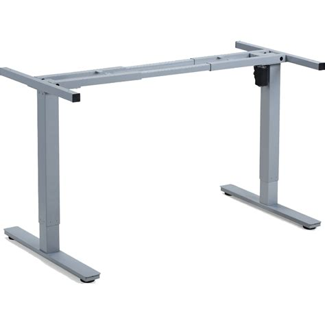 Motorized Standing Desk Frame by Essential Single Motor Standing Desk Frame Rocky