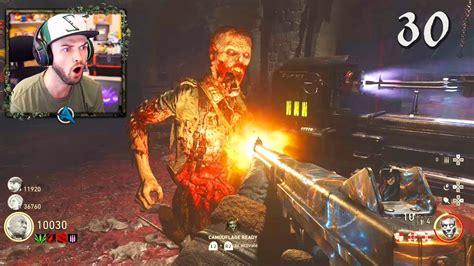 ww zombies gameplay  easter egg completed call