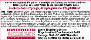 Möbelhäuser Darmstadt Und Umgebung : wir suchen ab sofort f r darmstadt und umgebung pflegedienst medicare darmstadt gmbh ~ Bigdaddyawards.com Haus und Dekorationen