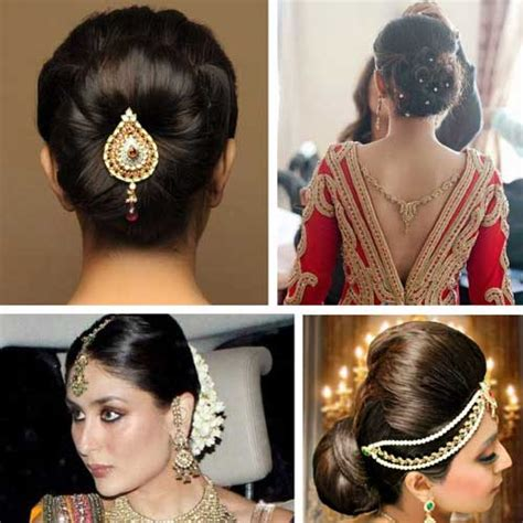 Best hair styles for sarees, different hair styles for