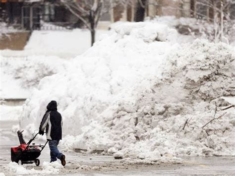 Kansas City Chicago among cities facing winter's fury
