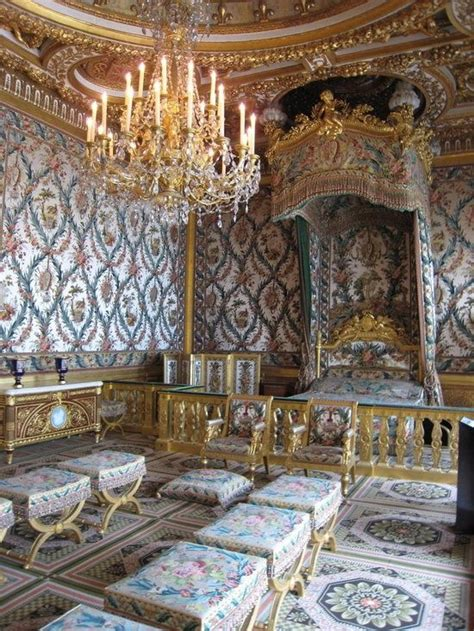 chambre de antoinette les 148 meilleures images du tableau château de