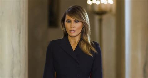 New book says Melania Trump delayed her White House ...