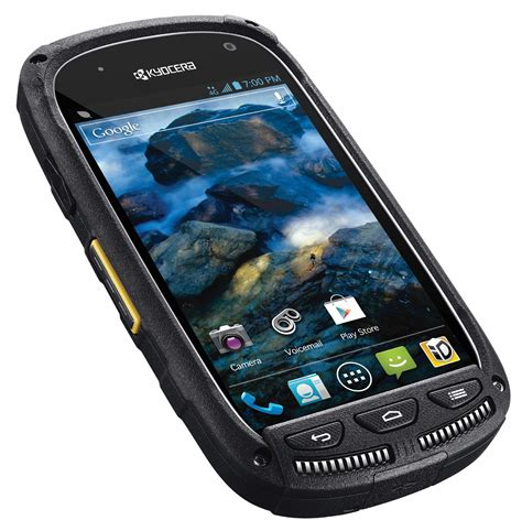 sprint cell phone kyocera torque rugged 4g lte android smart phone sprint