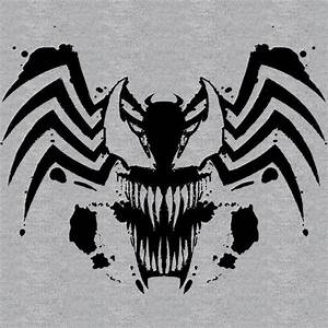 SYMBIOTE RORSCHACH T-Shirt | Venom, Marvel and Comic