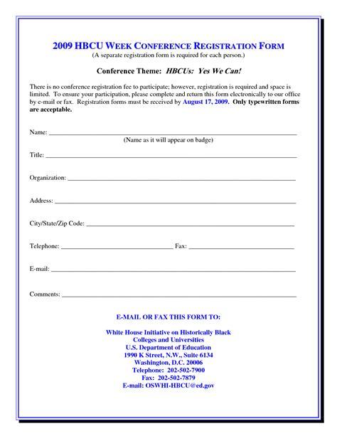 Sle Workshop Registration Form Template by Microsoft Word Da Form 2064