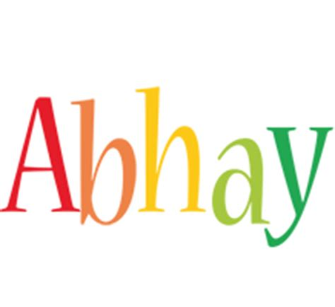 abhay logo  logo generator smoothie summer