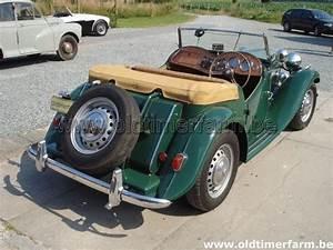 Mg A Vendre : mg td green rhd 1953 1953 vendue ref 684 ~ Maxctalentgroup.com Avis de Voitures