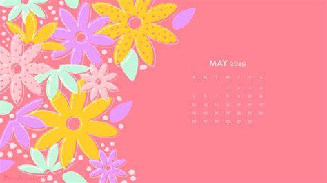 flower calendar wallpaper sarah hearts