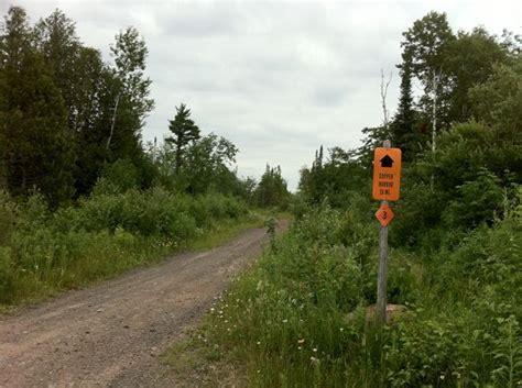 keweenaw trail information vvmappingcom
