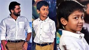 Actor Surya Son Birthday