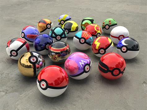 Newest Submissions Pokeball