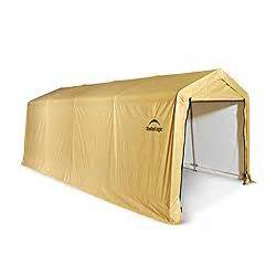 canadian tire shelterlogic autoshelter instant car garage 10x20x8 ft questions answers how