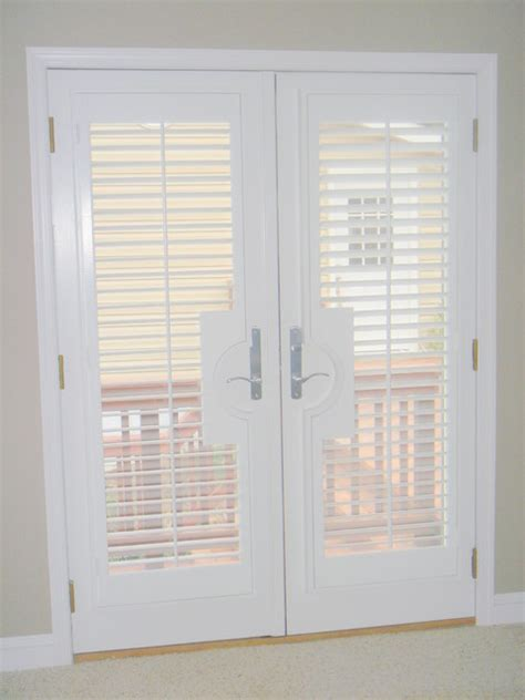plantation shutters on doors jacksonville by the