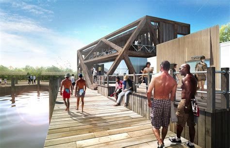 Fire Island Pines Pavilion to Rise from Ashes - Archpaper.com