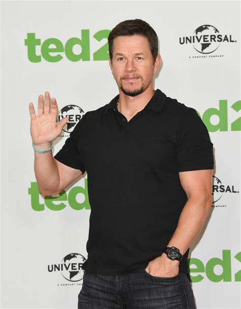 mark wahlberg promotes ted   berlinlainey gossip