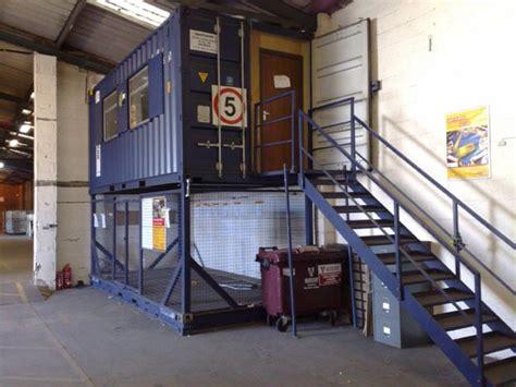 container bureau location 20ft container office conversion adaptainer