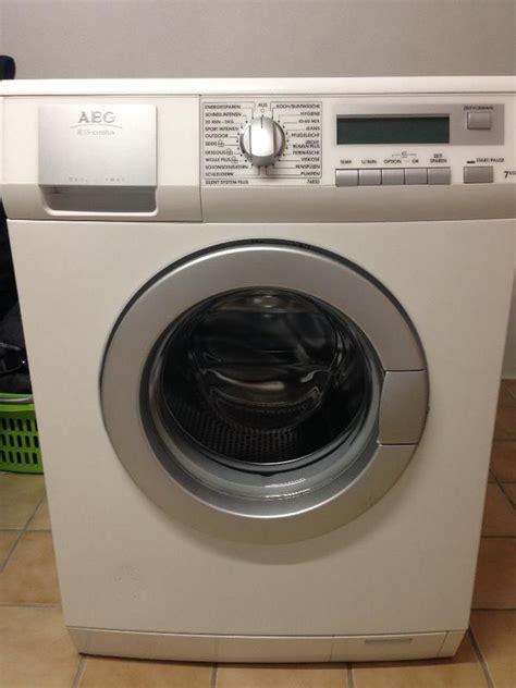 Garantie Aeg Waschmaschine by Aeg 246 Ko Lavamat 76850 In Treuchtlingen Waschmaschinen