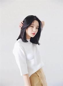 20 Photo Of Korean Hairstyles For Medium Hair
