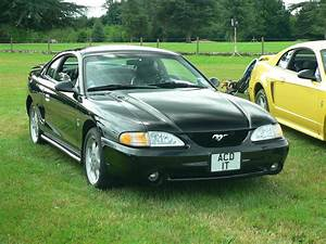'95 Ford Mustang SVT Cobra, ACD 1T | My Mustang as seen at H… | Flickr
