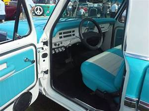 1970 Ford Ranger Long Bed Turcoise And White 460 V8