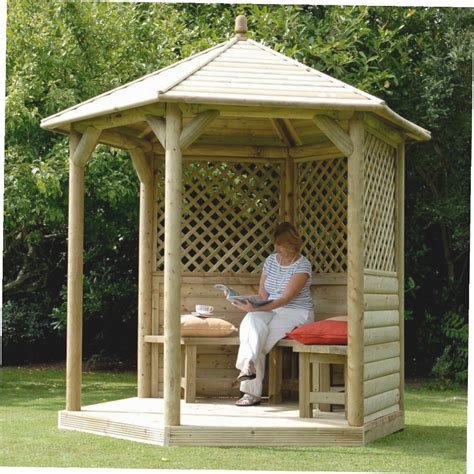 Bamboo Gazebo Kit Purchasing Wood Gazebo Kits Advantages Homesfeed