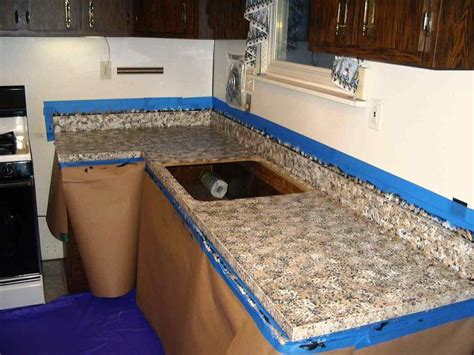 Decorating Ideas For Kitchen Cabinet Tops - charcoal countertop finish kit at lowes deductour com