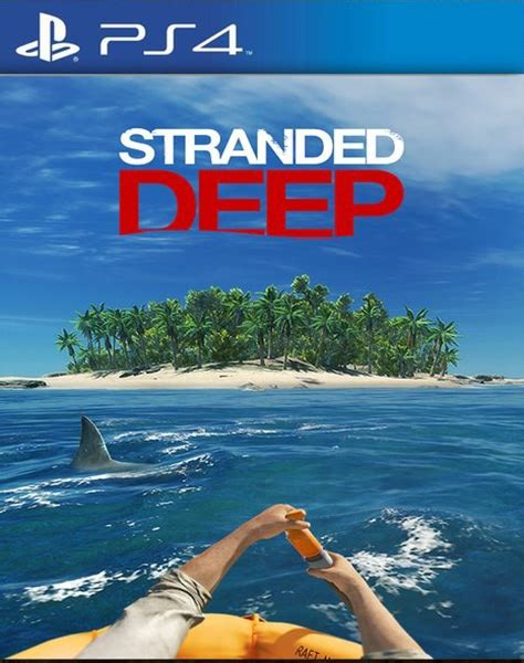 stranded deep ps4 xbox gamecards