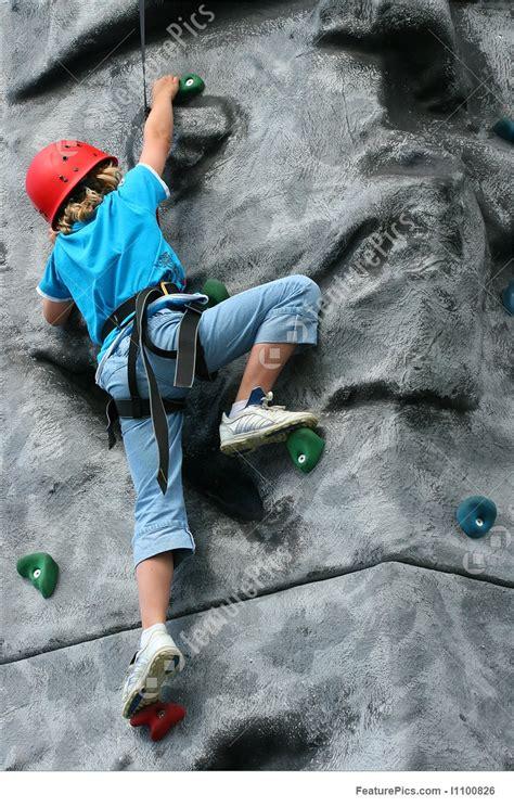 Steep Climb Photo