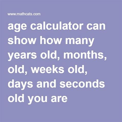 ideas age calculator pinterest dog years dogs
