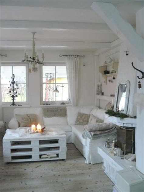 chic living room gray mixing gray and brown colors with white decorating ideas Shabby