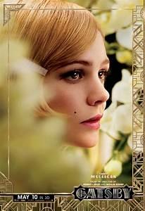 The Great Gatsby Character Poster - Carey Mulligan - HeyUGuys