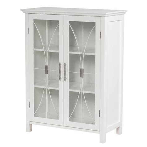 home depot bathroom floor cabinets elegant home fashions victorian 26 in w x 34 in h x 12 1