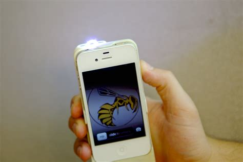 iphone taser silicon bayou tech entrepreneurs launch stun gun iphone