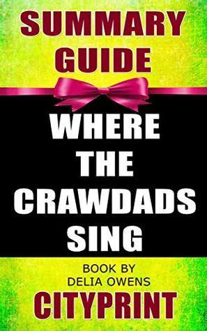 summary guide   crawdads sing book  delia