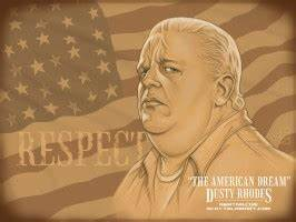 Dusty Rhodes Wr... Famous Dusty Rhodes Quotes