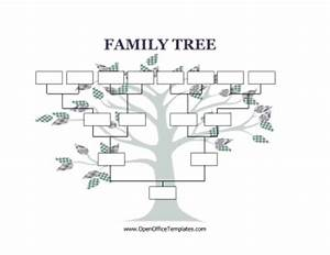 picture of family tree template - blank family tree openoffice template