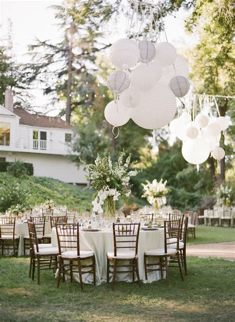 diy backyard wedding ideas  wedding trends part