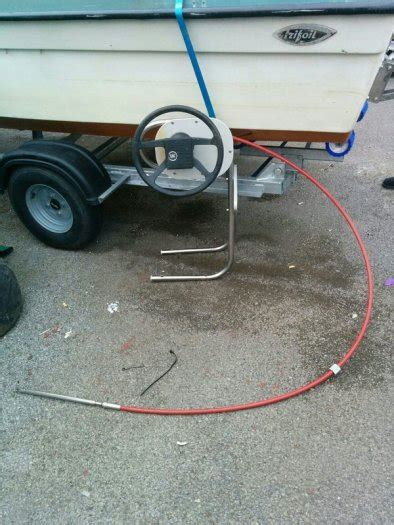 Boat Steering Wheel Location by Boat Steering Wheel And Cable For Sale In Longford Town