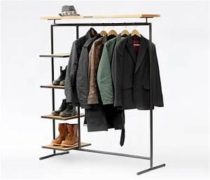 Kleiderständer Aus Holz : kleiderst nder 3 wood standgarderoben von noodles ~ Michelbontemps.com Haus und Dekorationen