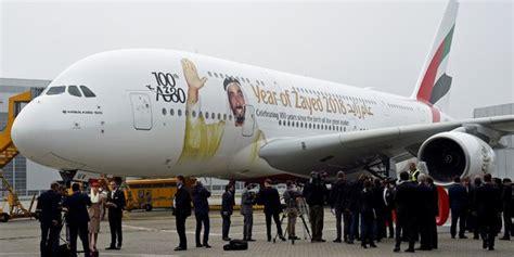 siege emirates emirates pourrait bien sauver à nouveau l 39 airbus a380