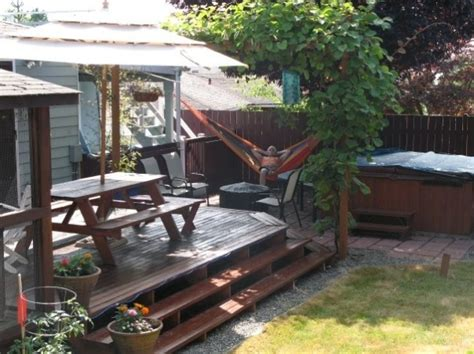 decks with tubs and pits 61 best images about devon on pinterest hot tub deck decks and garage ideas